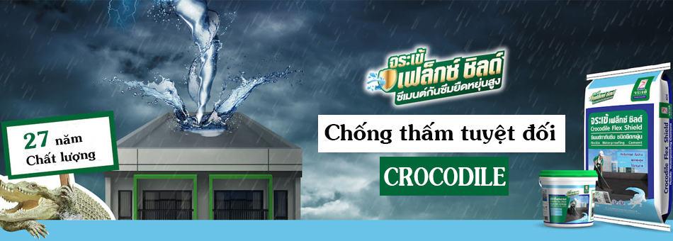 chong tham ca sau crocodile